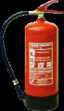 Přenosný hasící přístroj práškový 6kg – K