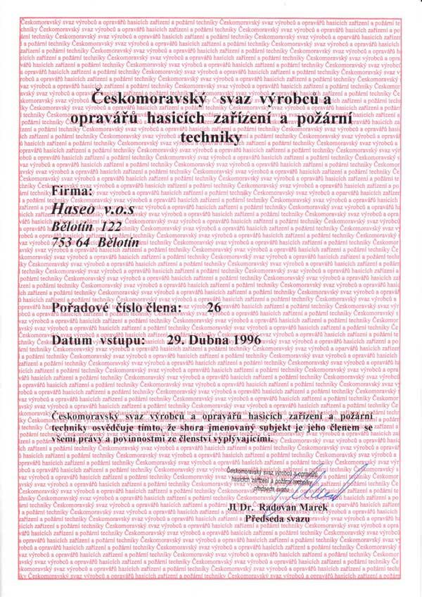 Českomoravský svaz